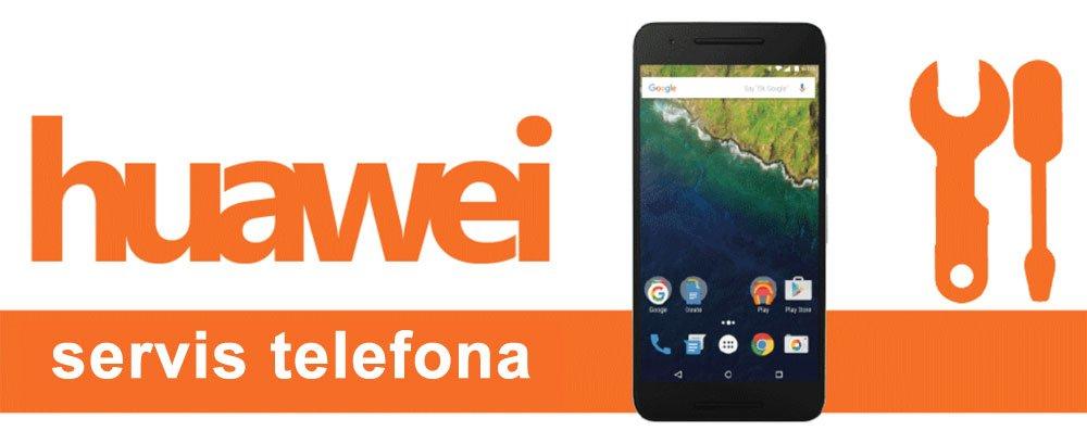 servis Huawei telefona