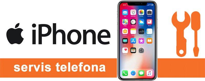 servis iPhone telefona