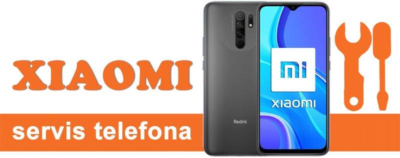 servis Xiaomi telefona