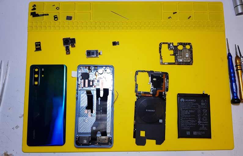 servis telefona Huawei