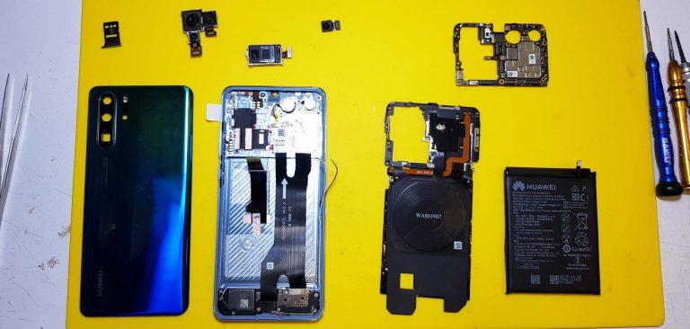 Zamena baterije na Huawei telefonima